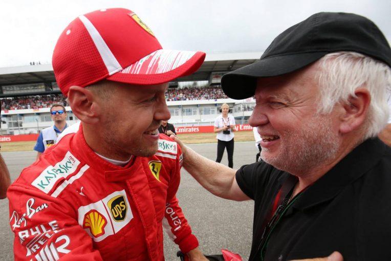 F1   F1第11戦ドイツGP予選トップ10ドライバーコメント