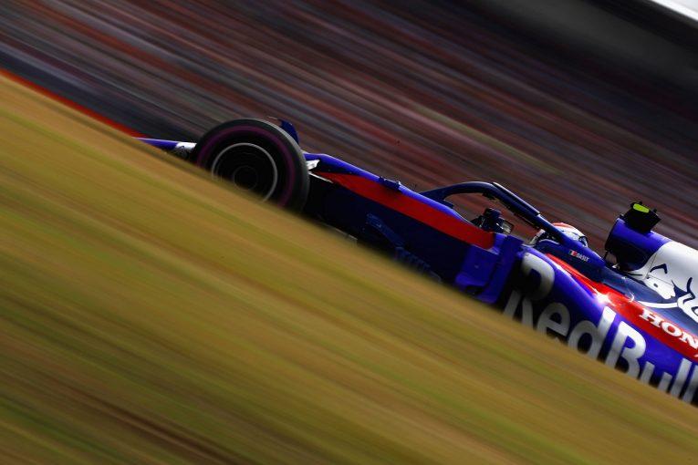 F1 | トロロッソ・ホンダのガスリー、パワーユニット6エレメント交換で最後尾スタート