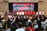 鈴鹿8耐を前に都内に集結したホンダ系4チーム