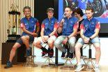 F.C.C. TSR Honda Franceから藤井正和総監督、フレディ・フォレイ、ジョシュ・フック、アラン・テシェの4名が登場