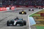 F1 | 【ポイントランキング】F1第11戦ドイツGP終了時点