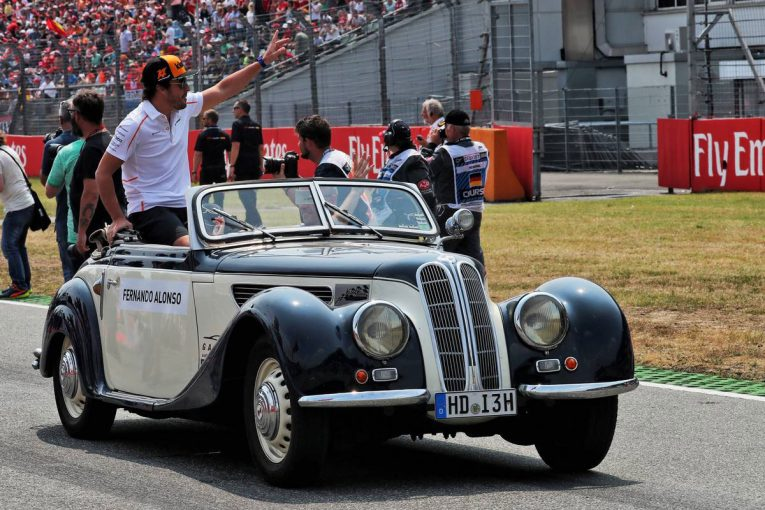 F1 | 【動画】F1第11戦ドイツGP決勝ハイライト