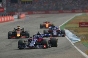 2018年F1第11戦ドイツGP ブレンドン・ハートレー