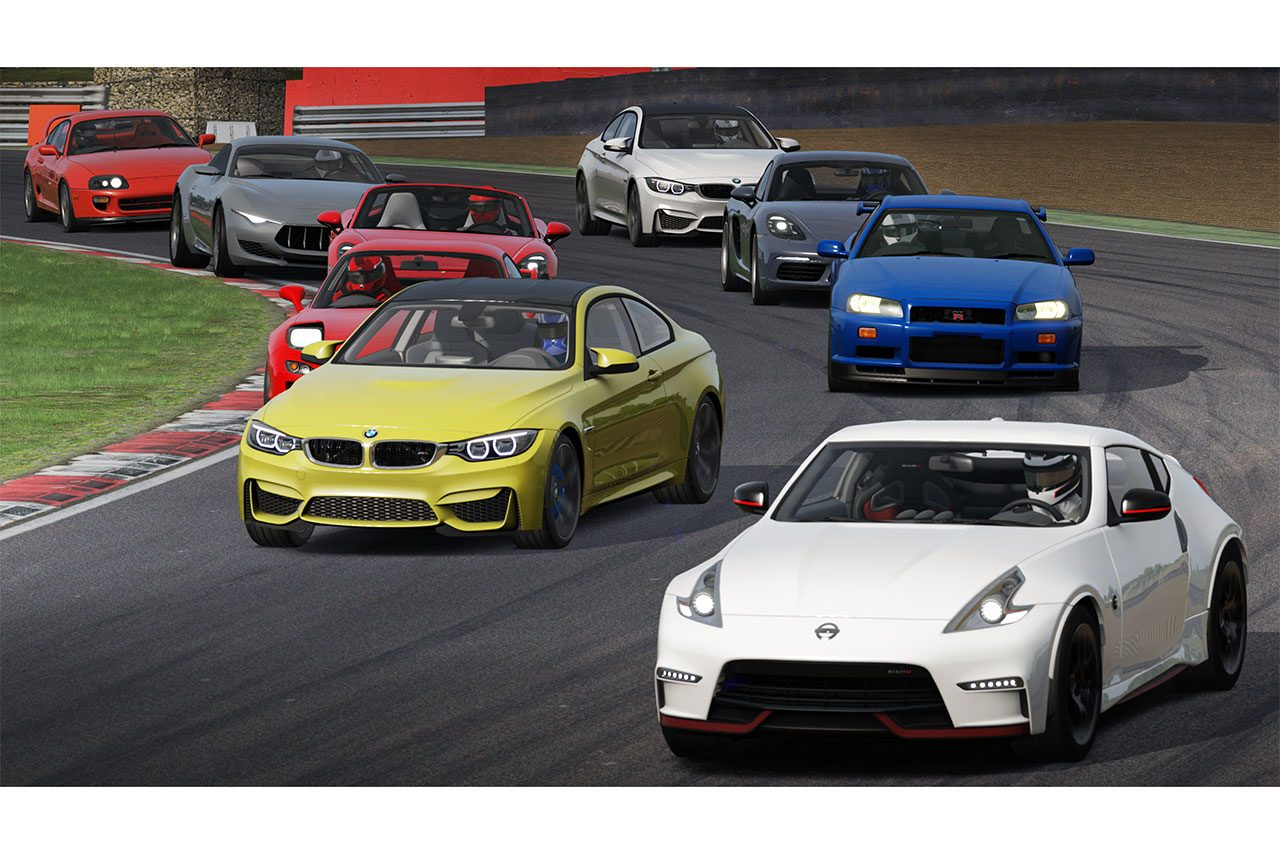 世界で人気のレースシムが日本上陸。『Assetto Corsa アルティメット・エディション』が9月27日発売