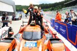 前戦モンツァに続き総合優勝を飾ったGドライブ・レーシング