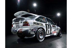 ケン・ブロックがニューイングランド・フォレストラリーでドライブしていたフォード・エスコートRSコスワース