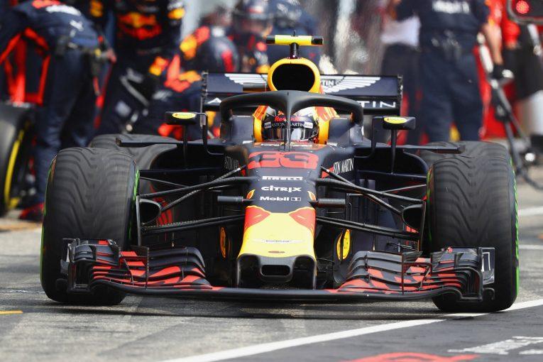 F1 | フェルスタッペン「雨のタイミング次第では、トップ3に入れたかも」:F1ドイツGP日曜