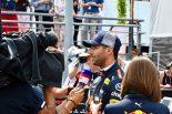 F1 | リカルド「降格ペナルティを受けたレースでパワーユニットが壊れるなんて……」:F1ドイツGP日曜