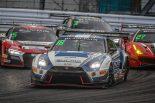 ル・マン/WEC | ブランパンGTアジア:谷口行規操る18号車GT-Rが富士で優勝。木下/砂子塾長組BMWは2連勝