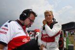 F1 | エリクソン9位「慌てずステイアウトすることに決め、難しいコンディションをミスなく乗り切った」:F1ドイツGP日曜
