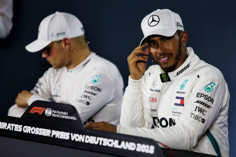 F1 | F1第11戦ドイツGP決勝トップ10ドライバーコメント