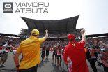F1 | 【ブログ】Shots!終盤の雨が演出した言葉にできない瞬間/F1第11戦ドイツGP 2回目