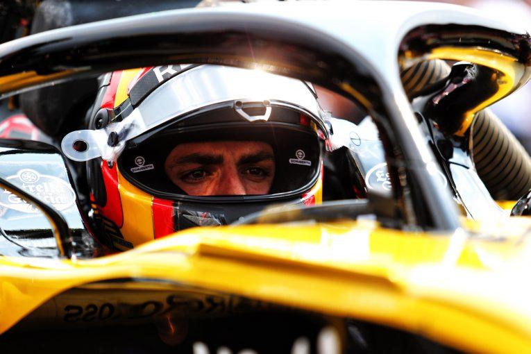F1 | サインツJr.、2019年以降は2年契約を望む。レッドブル、ルノーF1だけでなくマクラーレン入りの噂も