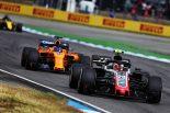 F1 | マグヌッセン11位「レース大半を5、6位で走っていたのに…」:ハース F1ドイツGP日曜