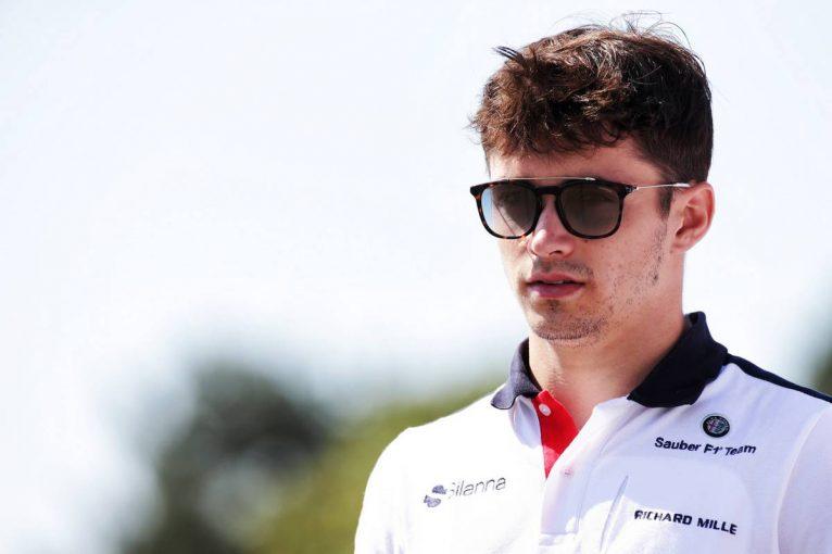 F1 | ルクレール「浅溝タイヤが2~3周でダメに。苦しい戦いになった」:ザウバー F1ドイツGP日曜