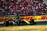 F1 | サインツ「トップ10フィニッシュもペナルティで12位。厳しいレースだった」:ルノー F1ドイツGP日曜