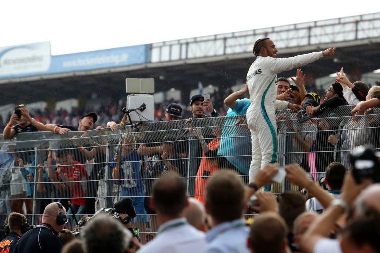 F1   F1第11戦ドイツGPのドライバー・オブ・ザ・デー&最速ピットストップ賞が発表
