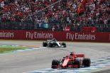 F1 | メルセデスF1、フェラーリのパワー向上に困惑。「ストレートで0.5秒速い」とウォルフ