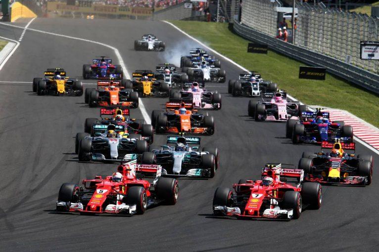 F1 | F1第12戦ハンガリーGP全20人のタイヤ選択:ルノーがウルトラソフトを最多の10セット投入