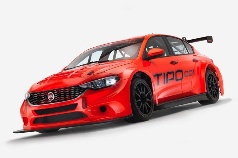 海外レース他 | イタリアのテクノドン・スポーツ、新型『フィアット・ティーポTCR』をラウンチ