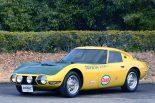 トヨタ2000GT スピードトライアル(1966・レプリカ)