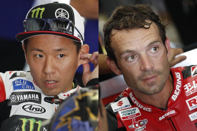 MotoGP | MotoGP日本GPのワイルドカード参戦ライダーが承認。中須賀克行とシルバン・ギュントーリが出場予定