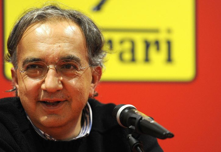 フェラーリの会長およびCEOを務めたセルジオ・マルキオンネ