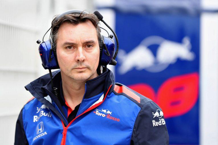 F1 | トロロッソ・ホンダからTDジェームズ・キーが離脱か。マクラーレンに移籍との報道