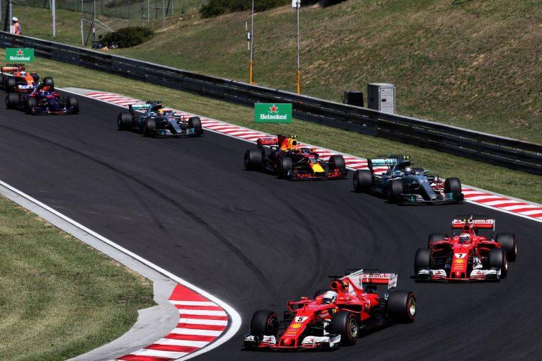 F1   【動画】F1第12戦ハンガリーGPプレビュー