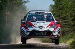 ラリー/WRC | WRC:ミシュラン、第8戦フィンランドからミディアムタイヤ追加。タイヤは3種からの選択制に