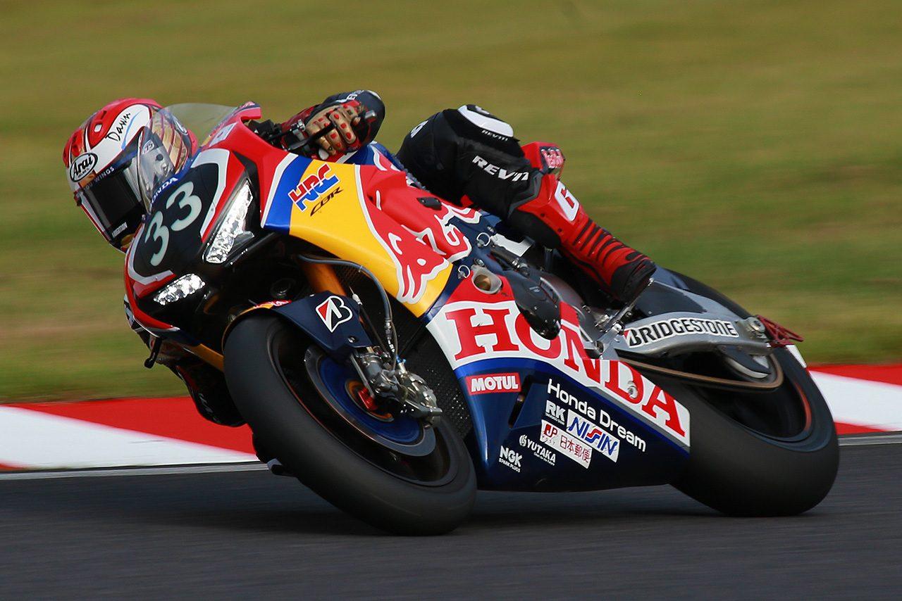 パトリック・ジェイコブセン/Red Bull Honda with 日本郵便