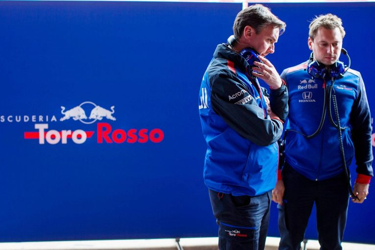F1 | トロロッソがジェームズ・キーとの長期契約を主張、移籍明言のマクラーレンと情報が錯綜。ガスリー&ハートレーは多くを語らず