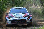 ラリー/WRC | WRCフィンランド:シリーズ最速の戦いが開幕。SS1でトヨタのタナクが総合首位