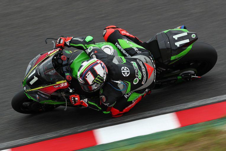 MotoGP | 鈴鹿8耐:ヤマハ・ファクトリーが赤旗中断3回のフリー走行を制す。カワサキは2番手で追従