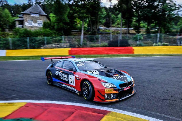 ル・マン/WEC | 第70回スパ24時間が開幕。予選初日はワーケンホルストBMW M6 GT3が暫定ポール