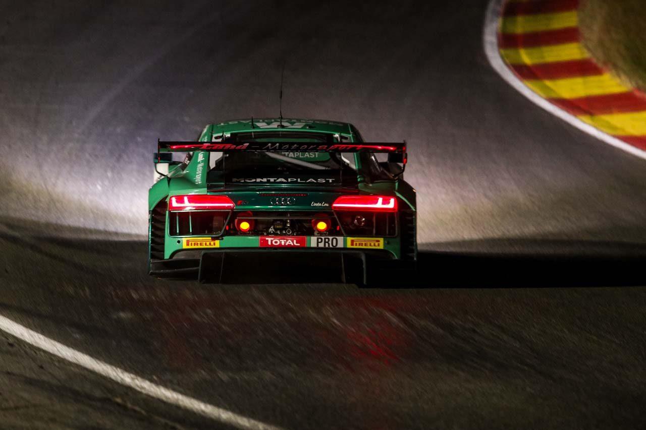 第70回スパ24時間が開幕。予選初日はワーケンホルストBMW M6 GT3が暫定ポール