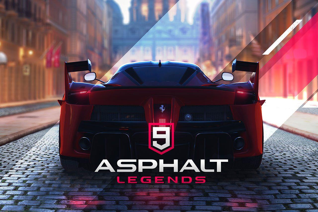 ゲームロフト、人気レースゲーム最新作『アスファルト9:Legends』の配信を開始