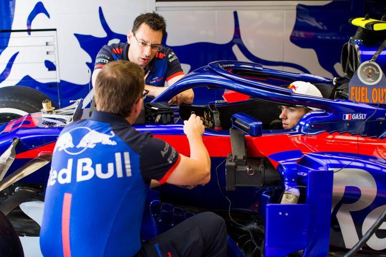 F1   ホンダTD「パッケージ全体を改善し、前半戦最後のレースを好結果で締めくくりたい」:F1ハンガリーGP