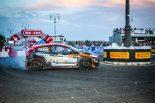 ラリー/WRC | ERC:第5戦ローマはイタリア人ドライバーに不運相次ぐ。好調ルキヤナクが3勝目