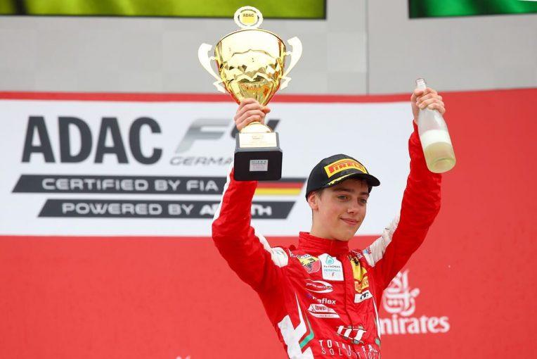 海外レース他   プレマ・セオドール・レーシング ADAC F4第5戦ホッケンハイム レースレポート
