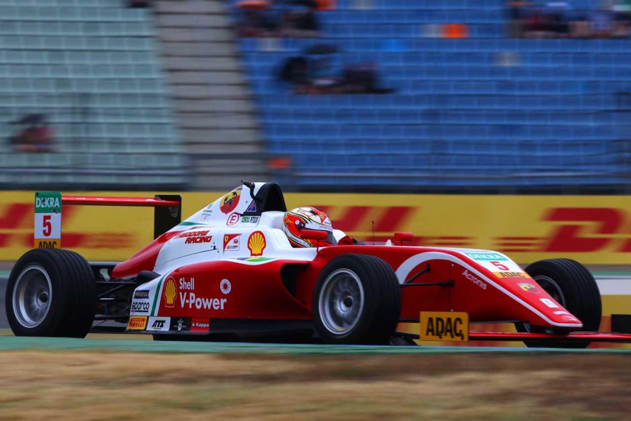 プレマ・セオドール・レーシング ADAC F4第5戦ホッケンハイム レースレポート