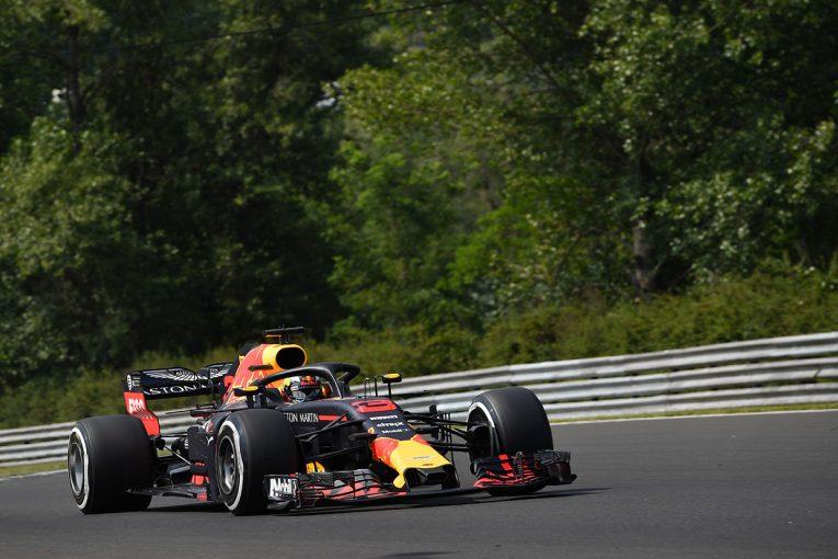 F1 | F1ハンガリーGP FP1:リカルドがトップタイム、トロロッソ・ホンダのガスリーは11番手