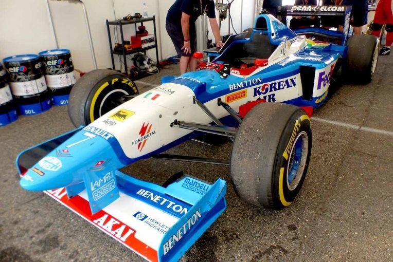 F1 | F1 Topic:スーパーアグリやベネトンが登場。ドイツGPで注目を集めた『BOSS GP』とは