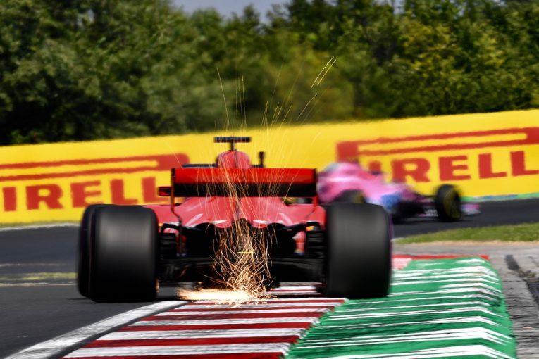 F1 | F1ハンガリーGP FP2:ベッテルが初日トップ、僅差の中団争いでガスリーは9番手タイム