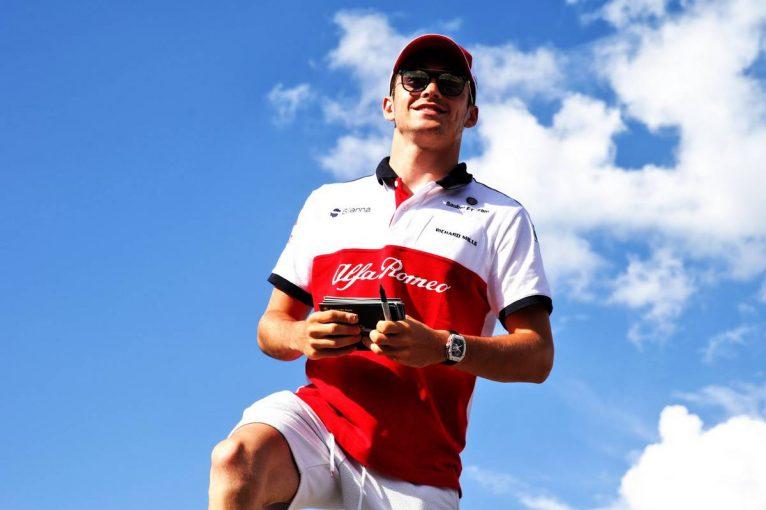 F1 | ザウバーF1代表、ルクレールのフェラーリ移籍に懸念「若手が多額の報酬を得ると問題が起きがち」