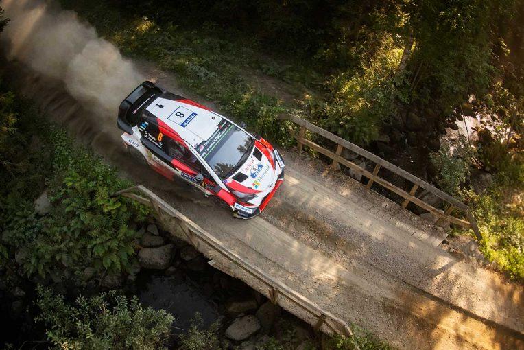 ラリー/WRC | 【順位結果】2018WRC第8戦フィンランド SS11後