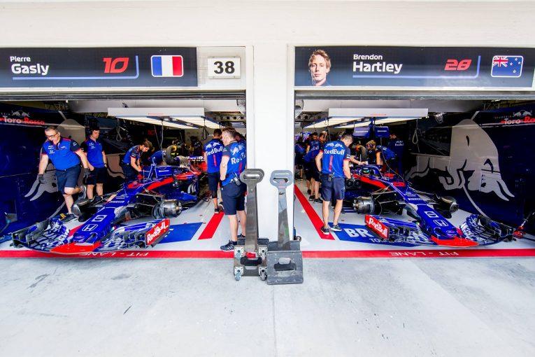 F1 | トロロッソ「ショートランでもロングランでも速かった。新パーツが想定どおり機能」:F1ハンガリーGP金曜
