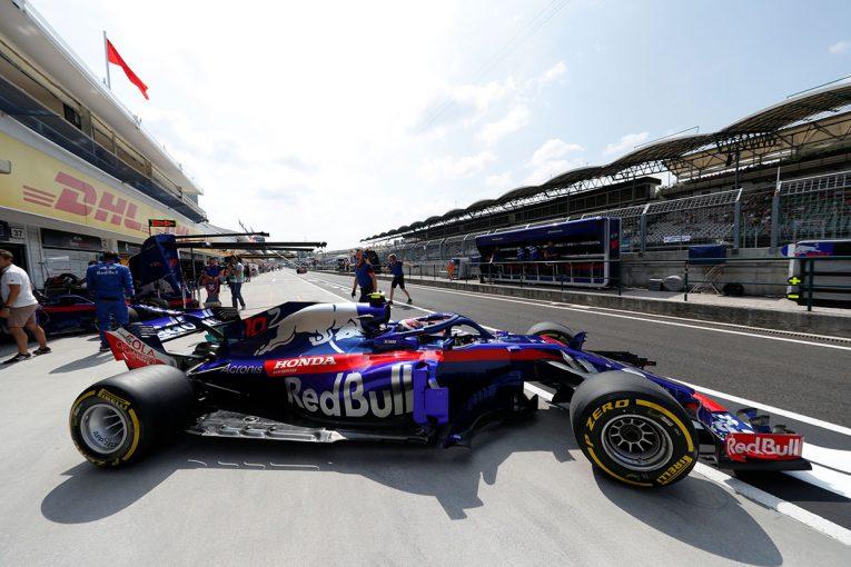 F1 | トロロッソ・ホンダF1密着:ジェームス・キー不在のハンガリーGP、現場は週末の結果に集中