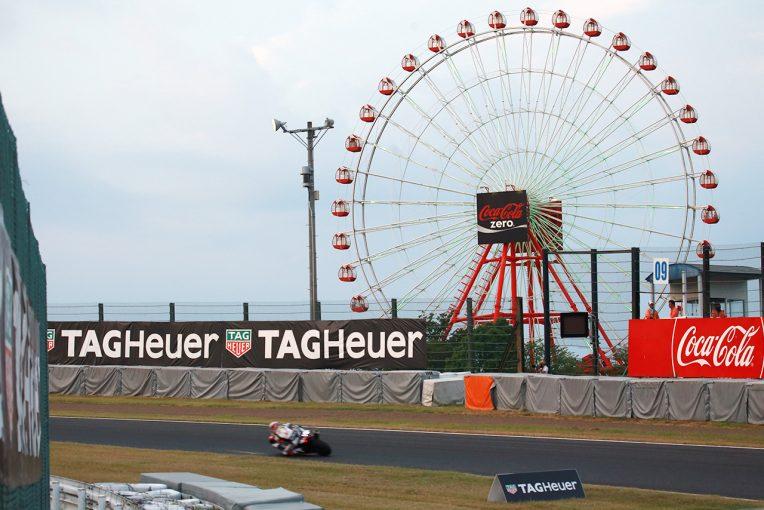 MotoGP   鈴鹿8耐トップ10トライアルが中止。10チーム同時出走による計時予選に変更