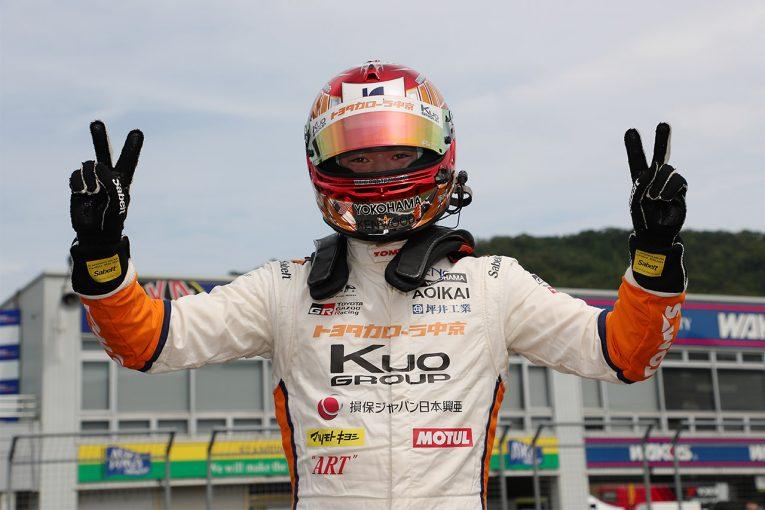 国内レース他 | 全日本F3第7戦:宮田莉朋がポール・トゥ・ウインで2連勝。笹原が3戦連続表彰台